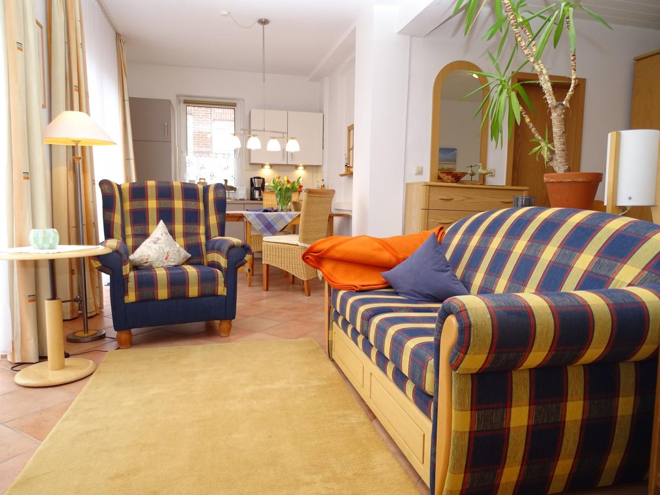 ferienwohnung constantia haus katharina juist. Black Bedroom Furniture Sets. Home Design Ideas